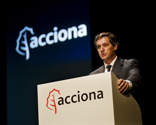 ACCIONA consolidates its sustainable business model of Energy, Infrastructure and Water as a way of beating the crisis