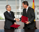 Mitsubishi Corporation and ACCIONA sign an international strategic alliance focused on sustainability