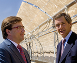 ACCIONA opens its first CSP plant in Spain, in Extremadura