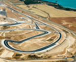 ACCIONA builds a world-class motor racing circuit