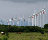ACCIONA completes the assembly of the biggest wind park in Latin America, in Mexico