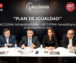 ACCIONA strengthens its commitment to Equal Opportunities