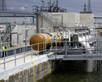 ACCIONA Agua inaugurates a desal plant that will deliver water to a million Londoners