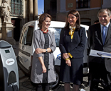 ACCIONA will install the first electric vehicle charging network in Pamplona (Spain)