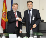 Adif and ACCIONA to work together on railway projects in Colombia