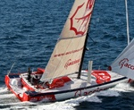 ACCIONA combines innovation and competitiveness in the design of the world's first zero-emissions ocean-going racing yacht