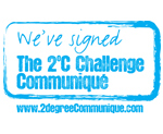 ACCIONA endorses the 2ºC Challenge Communique