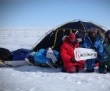 ACCIONA launches the first-ever zero-emissions, wind-powered expedition to the South Pole