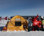 The ACCIONA Windpowered Antarctica expedition has reached the Geographic South Pole