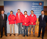 ACCIONA celebrates the success of the ACCIONA Windpowered Antártica Expedition in Madrid's Science Museum