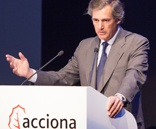 Internationalization, innovation and financial solvency are drivers of ACCIONA's growth, says Chairman José Manuel Entrecanales