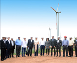 ACCIONA inaugurates its biggest wind park in India