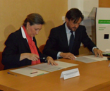 ACCIONA and Extremadura´s Regional Education Department sign an agreement to introduce the 'Sustainability workshop' in the region´s schools