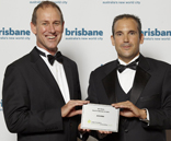 "ACCIONA  Australia obtiene el premio a la innovación  ""Brisbane Lord Mayor's Business Innovation"" 2012"