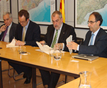 The concessionary company lead  by ACCIONA signs the Aigües Ter Llobregat management contract