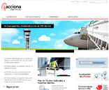 A new website for ACCIONA Airport Services